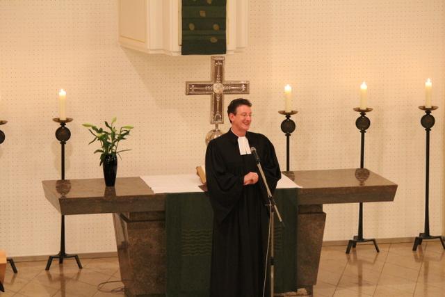 """""""Im Dialog"""" - Universitätspredigten in der Karlskirche WiSe 2012/2013"""