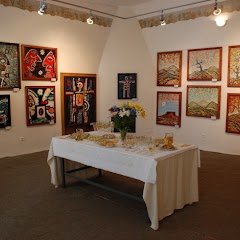 Výstava Františka Blažíčka