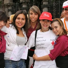 Actuació a Barcelona-Sants 6-06-2009