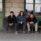 Závěrečné skupinové foto :-). Zleva Píďa, Martin, Ondra