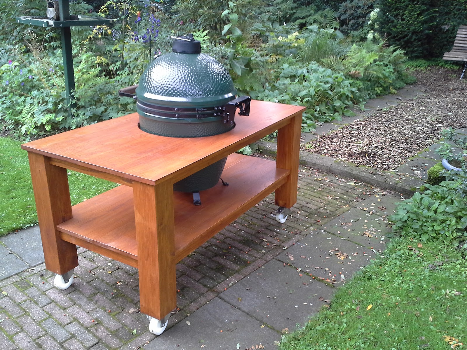 Green Egg tafel