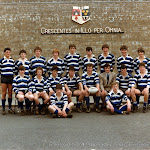 The Firsts Rugby team