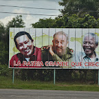 See whom Fidel respects