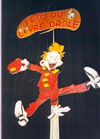 Fête du Livre 02 Ambiance Spirou 1999 Cossé