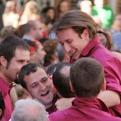 Diada dels Castellers de Sants 18-10-2009