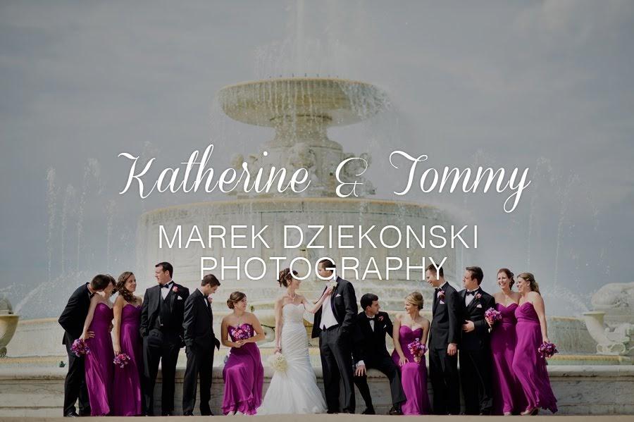 Katherine & Tommy by Dziekonski Photography