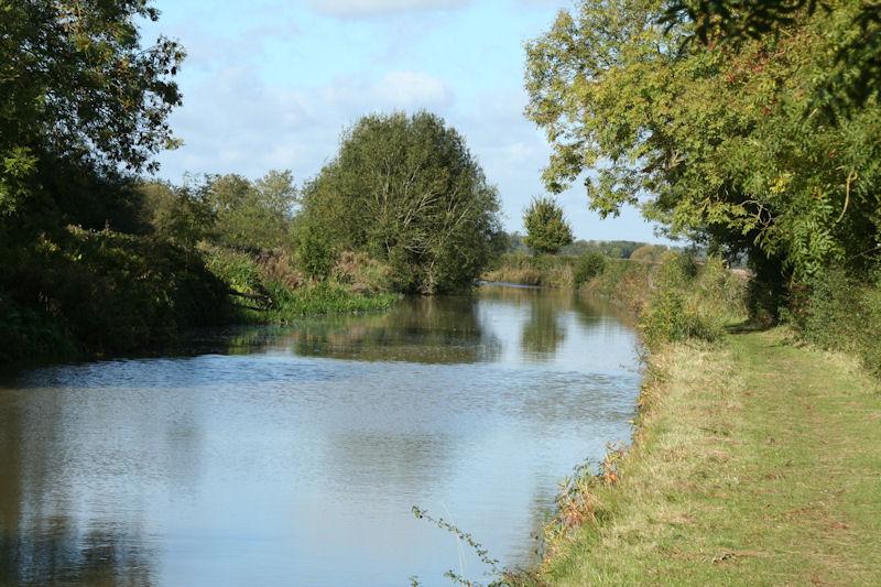 An Empty Bit of Canal