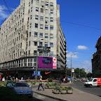 Time Square of Belgrade