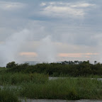 Victoria Falls aka Mosi-oa-Tunya - the smoke that  thunders