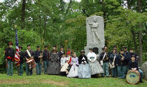 Gettysburg Civil War Music Muster