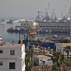 The port of Casablanca