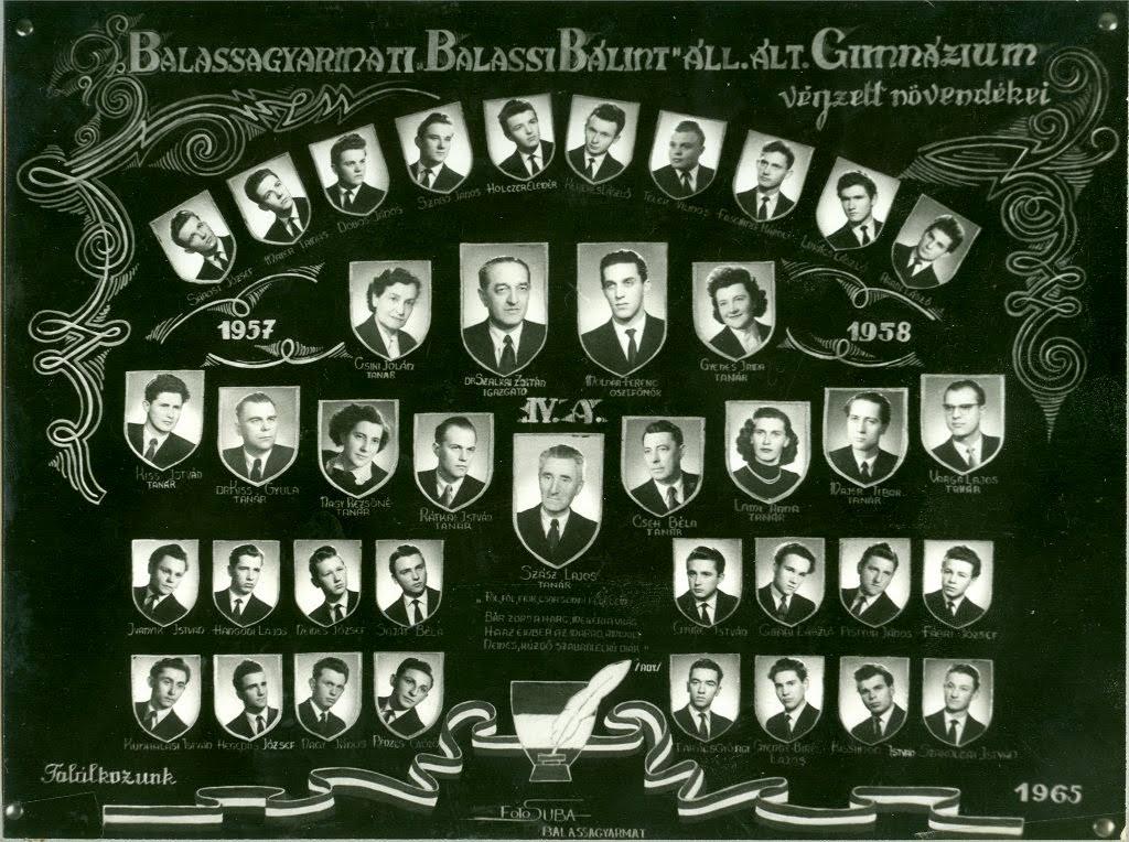 1958 - IV.a