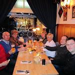 Beugelvrienden op bezoek bij sponsor Wiel Mennen op de Hiswa Amsterdam