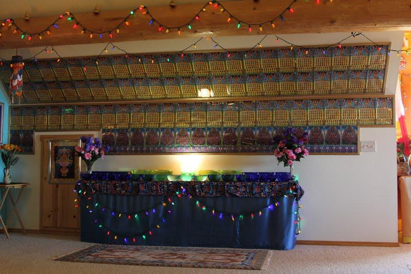 Altar of 35 Buddhas