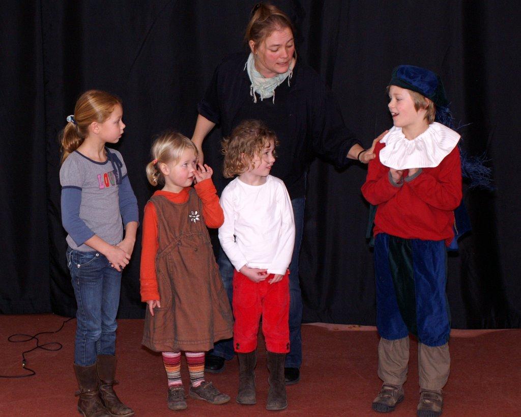 Sinter Klaas 2008 - PICT6010
