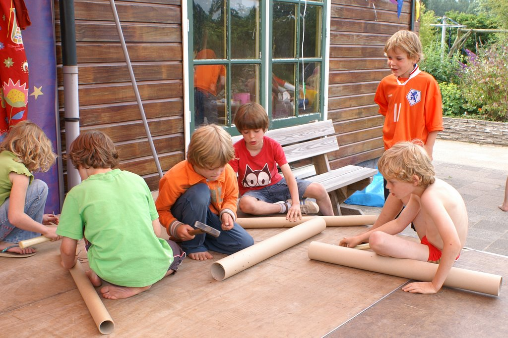 Kampeerweekend 2008 Vrijdag en Zaterdag - PICT4855