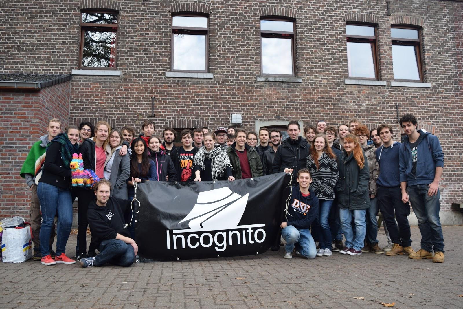 incognito Camp 2015