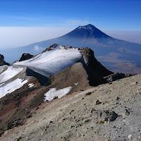 Mexico - Volcano Bagging