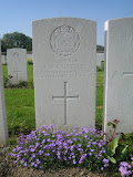 Hem Farm Commonwealth Cemetry  (by Gail)