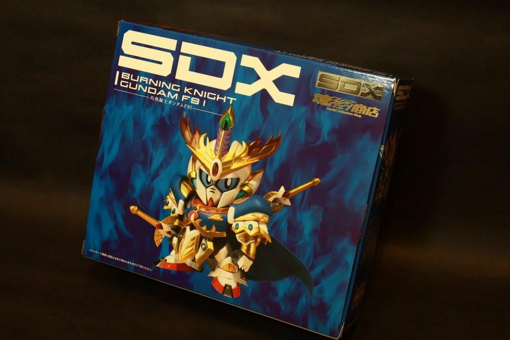 外盒是雙面, 另一面是聖機兵物語篇的造型