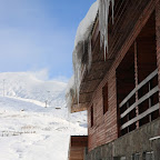 After arrival, ski lifts still didn't work because of lack of electricity