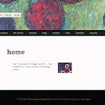 New WordPress responsive child-theme - homepage.