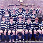 Junior cup Rugby team