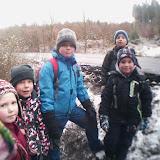 Oddíl pro nejmladší - zimní hra na Brdech 2016