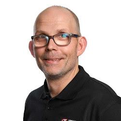 Jonas Lundén, ansvarig.