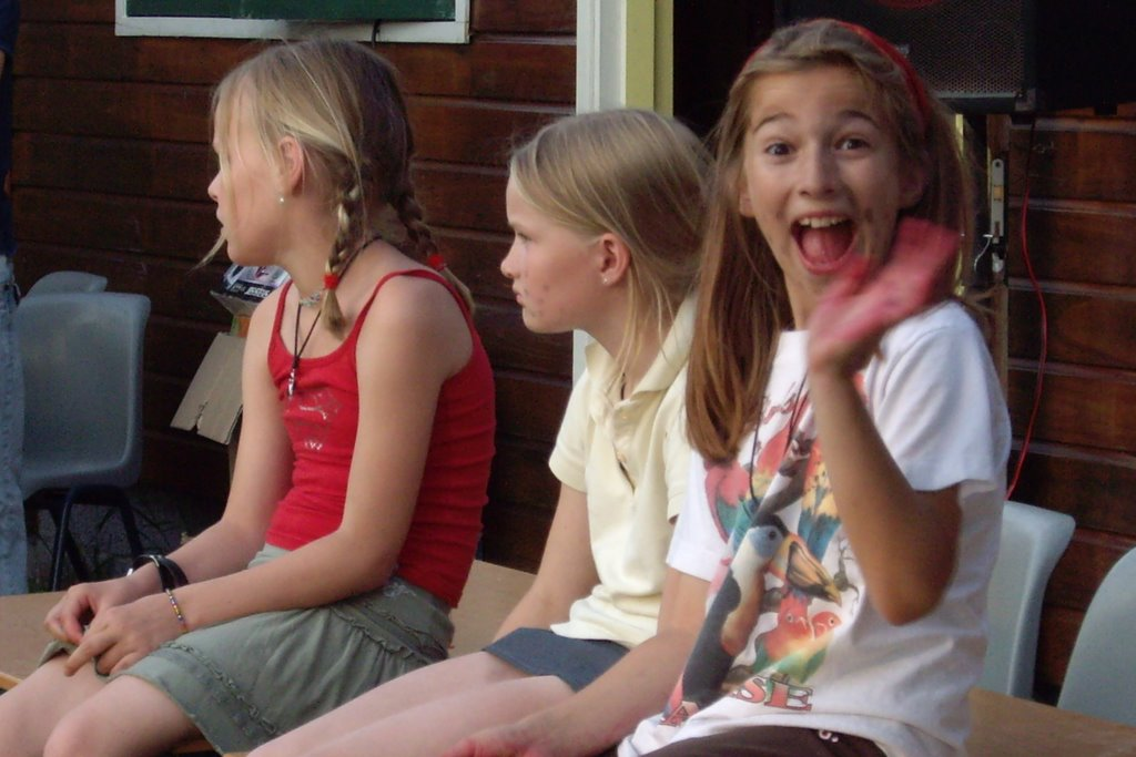 Kampeerweekend  23,24 juni 2006 - kwk2006 044