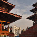 Approaching Durbar square