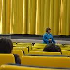 Adeline STERN et Mélanie PITTELOUD en plein débat, suite au film