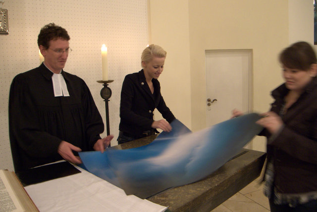 Ökumenischer Universitätsgottesdienst zur Semestereröffnung WiSe 2011/2012