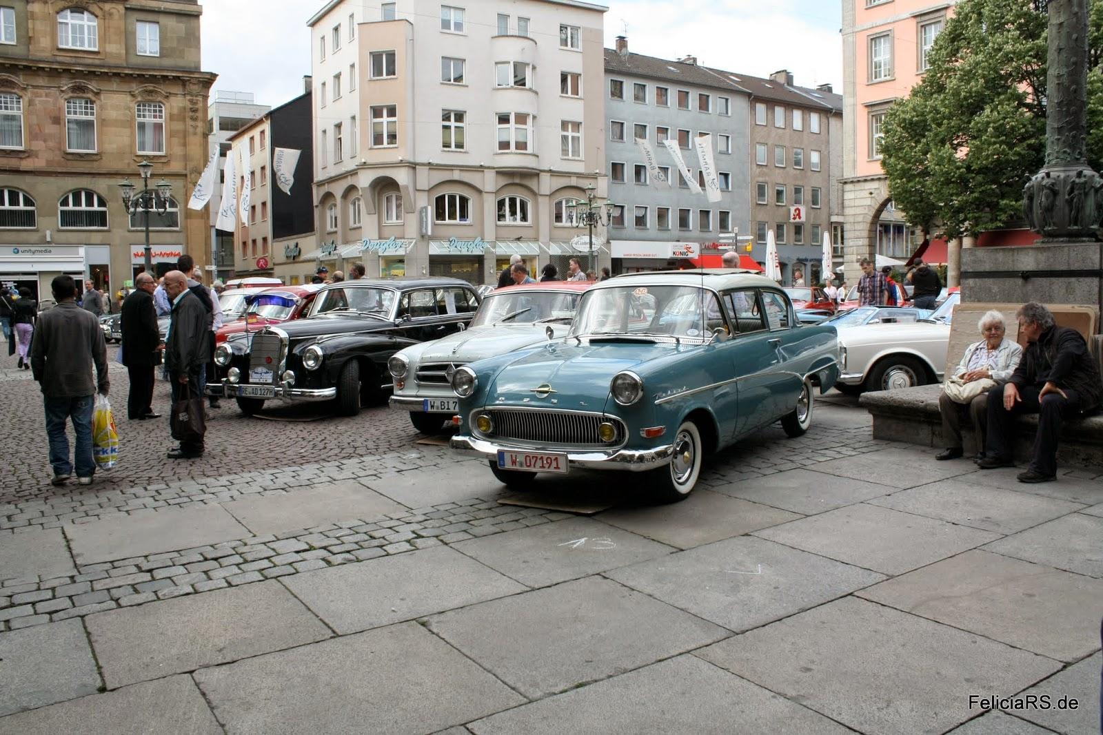 Opel Rekord P1 1960
