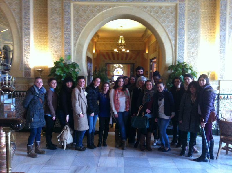Visita al Alhambra Palace