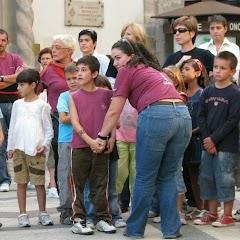 Gimcana castellera 27-09-2008