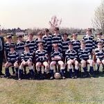U14 Football team