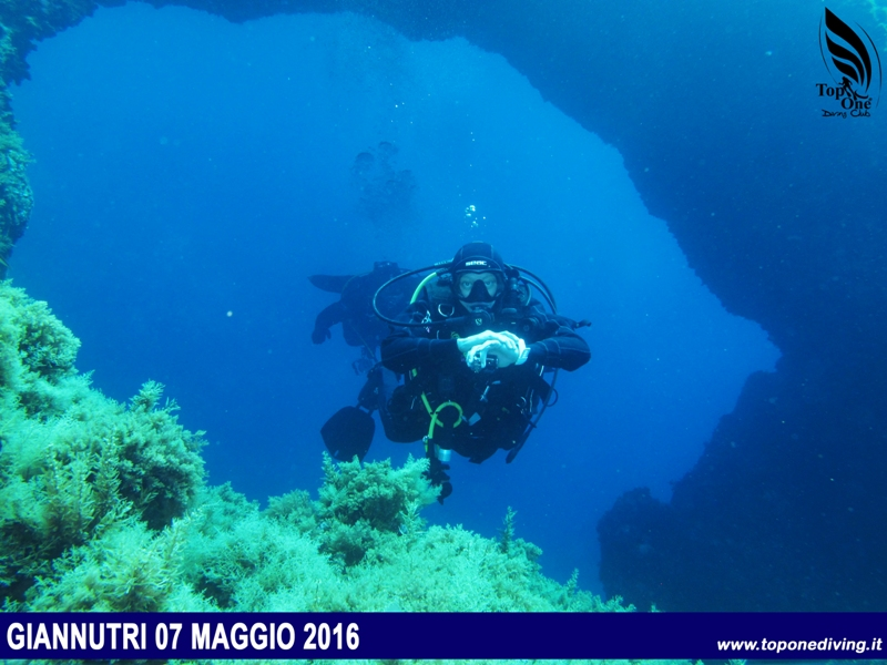 Giannutri Maggio 2016