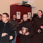 Rekolekcje wielkopostne i pożegnanie br. Amadeusza (14.03.2013) fot. P. Goszczycki