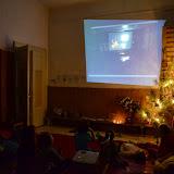 Večerní promítání fotek - zde pohled do minulosti (na minulou vánoční výpravu, kde jsme koukali na fotku z minulé vánoční výpravy, kde jsme koukali na fotky z minulé vánoční výpravy ...)
