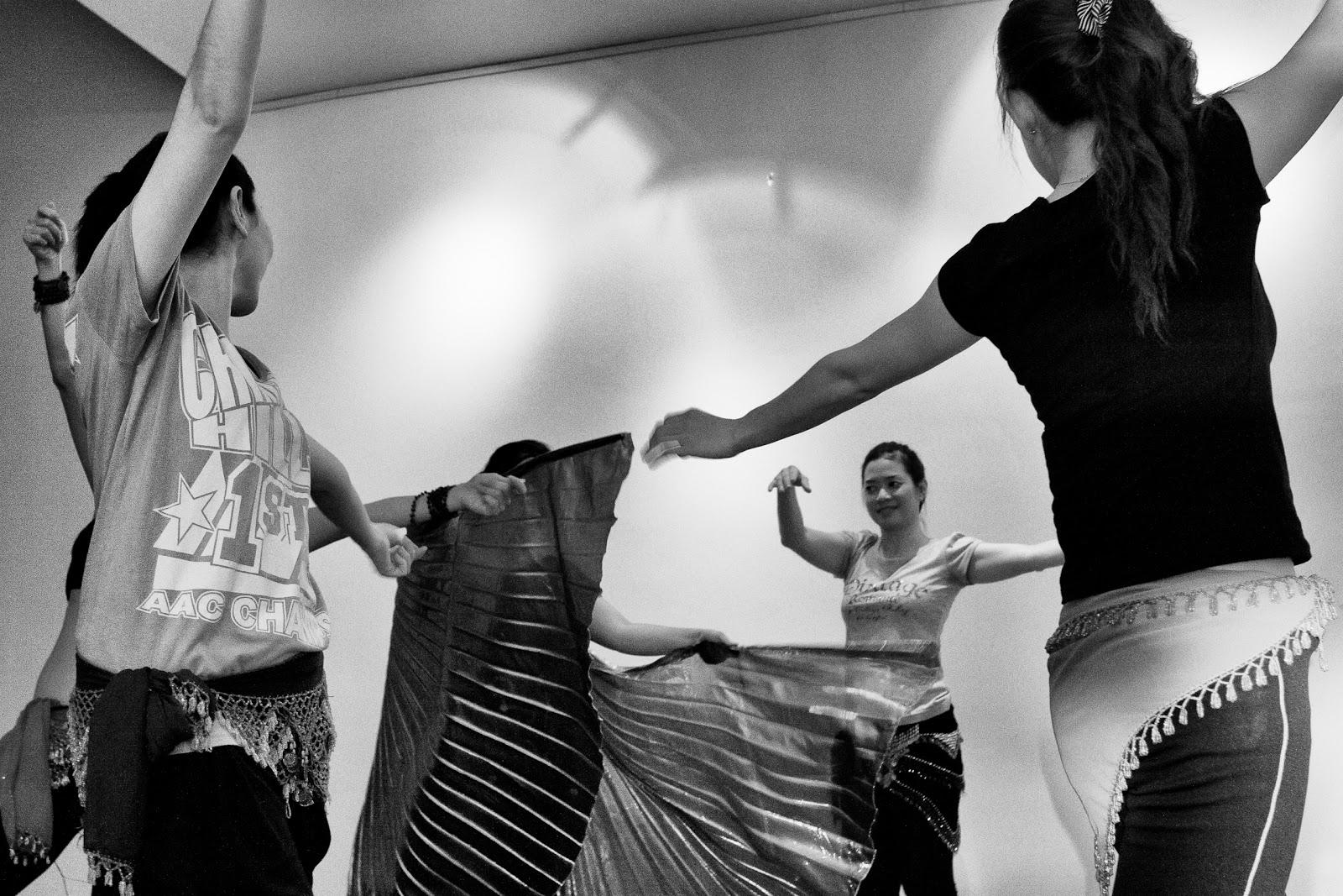 The Dance Journey & Co. - Holistic Bellydance Programs'