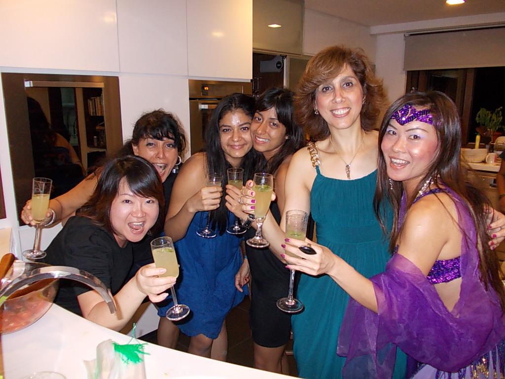 Countdown Dance Gig Part II Dec'2011