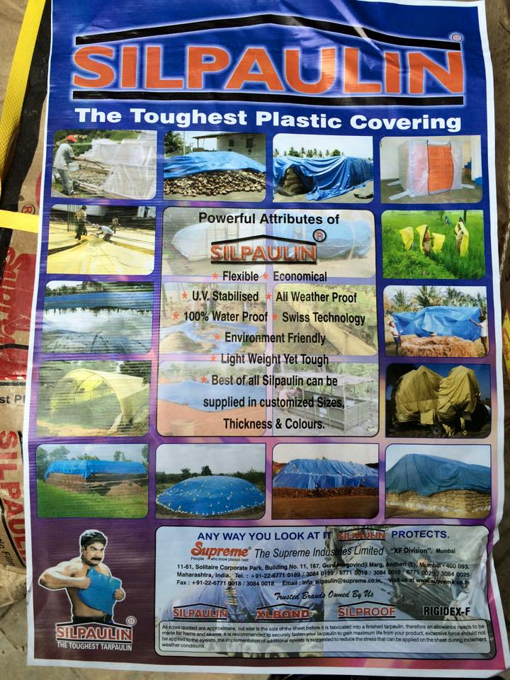 Supplies sent to Thame, Solu Khumbu District, Nepal. April 2015.