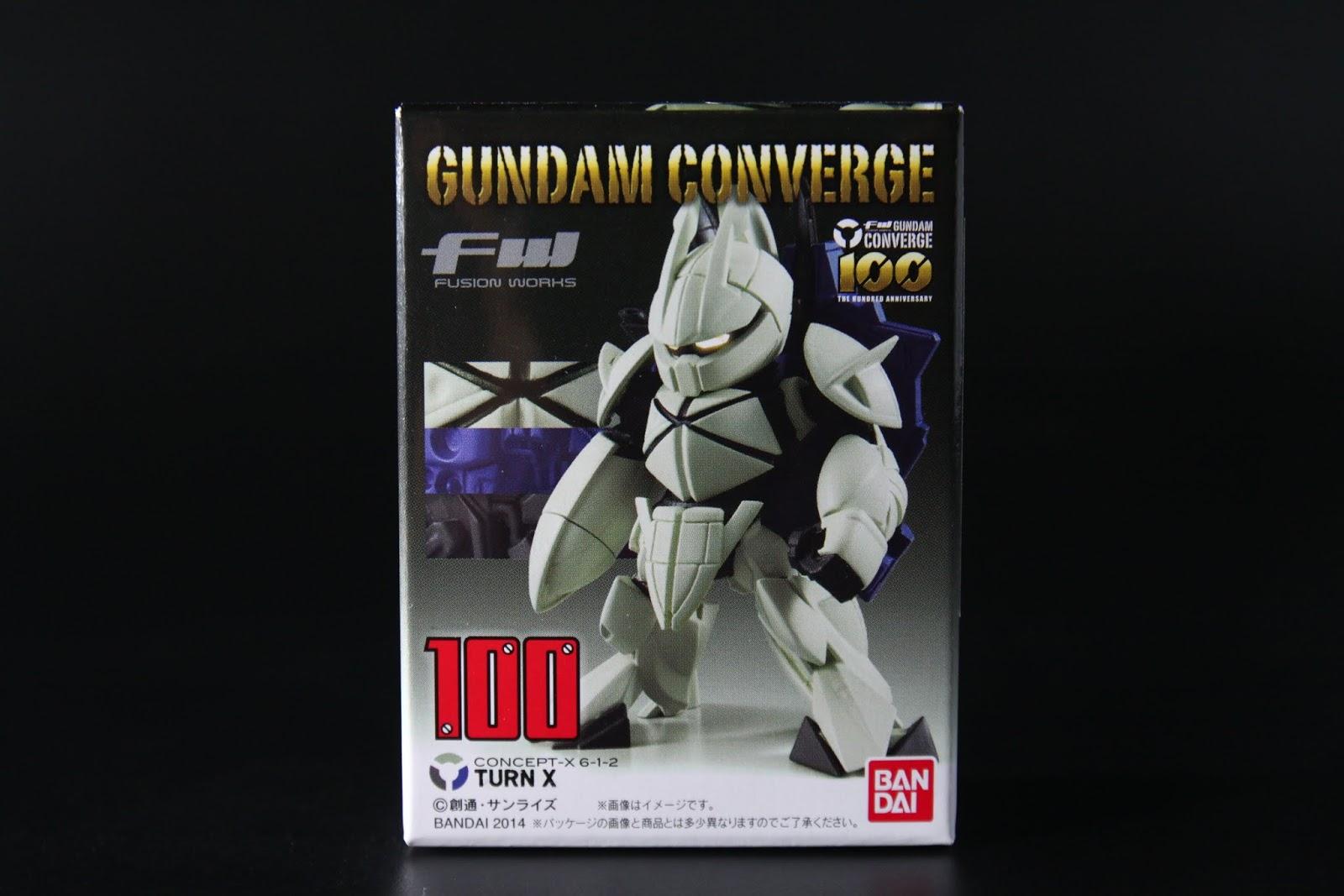 慶祝本罰站系列編號第100台!CONCEPT-X6-1-2,TURN X