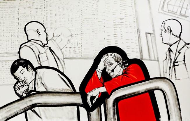 Angie Bonino: Tras las huellas del delito.