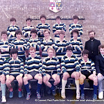3rds Rugby team