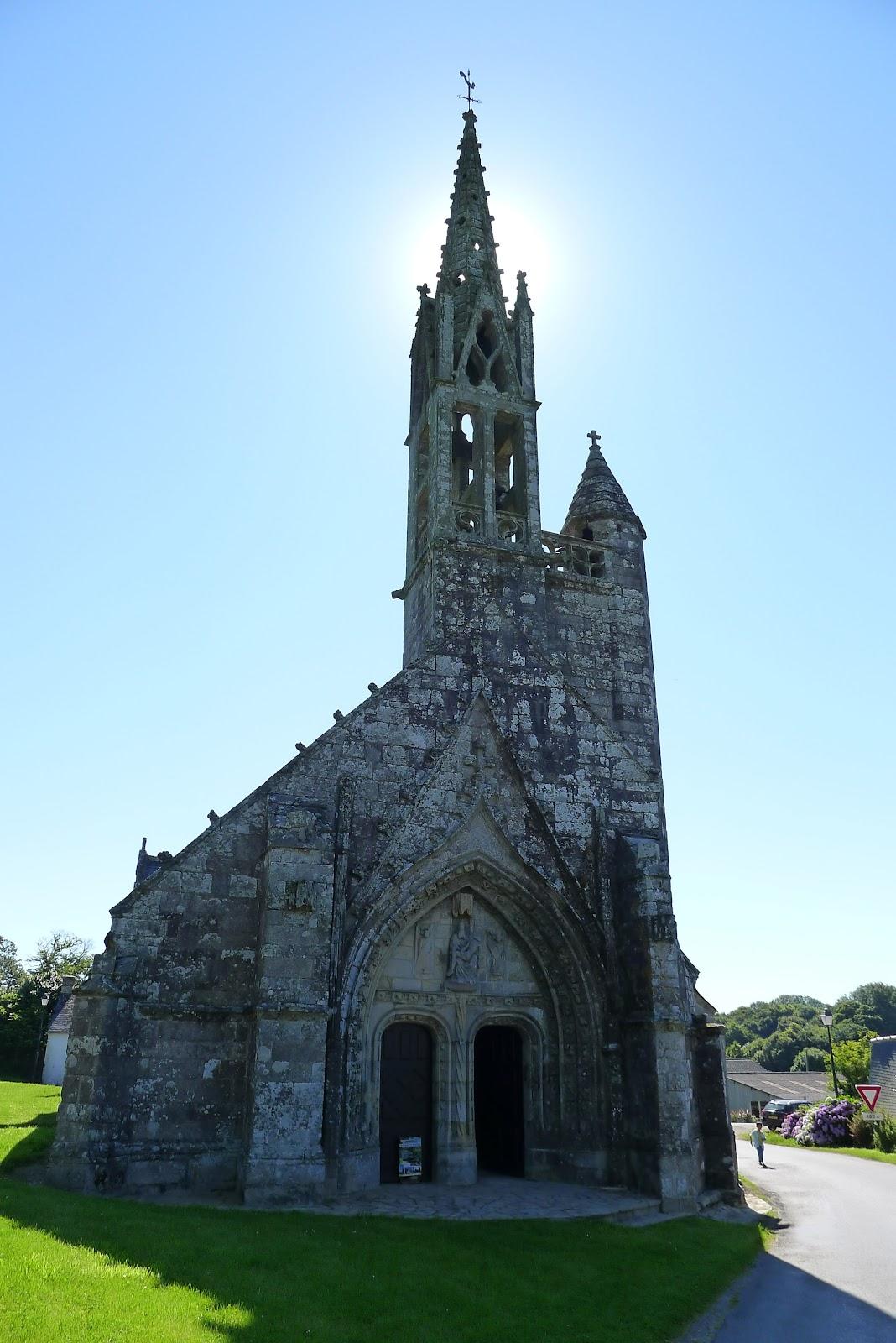 Chapelle la Trinité (Melgven)