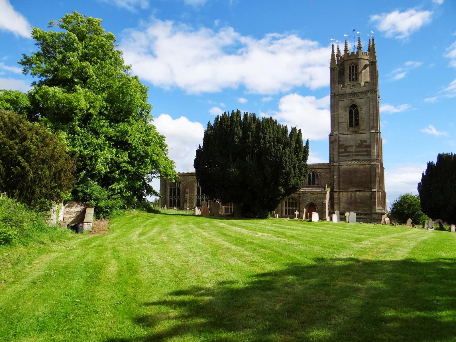 Lowick Church