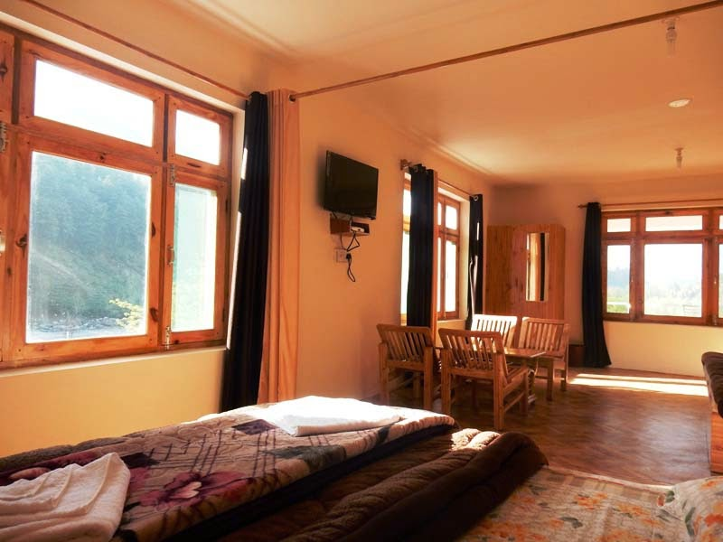 Hotel Sunrise Manali Rooms