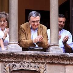 Aniversari Castellers de Lleida 16-04-11